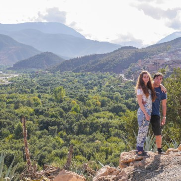 Our trip to Marrakech