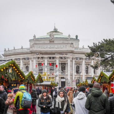 Stopover and Christmas in Vienna