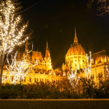 Christmas time in Hungary
