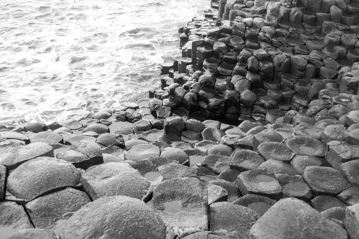 The Giants Causeway {Video}