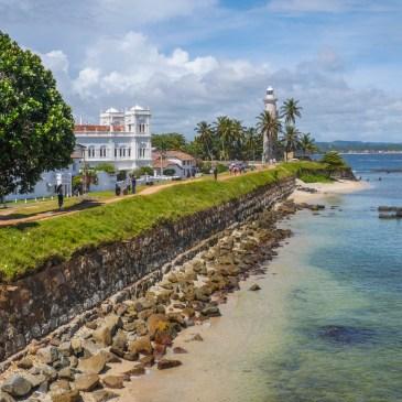Sri Lanka: Colombo, Aluthgama, Galle and Mirissa