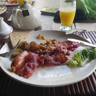 Tunjung Breakfast