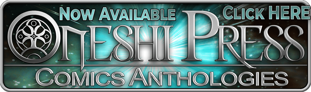 Oneshi Press Indie comics anthologies now available