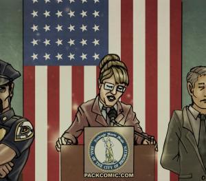 Brooklyn Borough President Sally Huffman