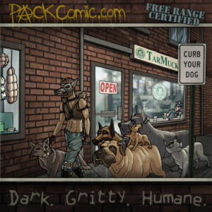 PACK - Curb Your Dog