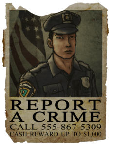 PACK - Report A Crime
