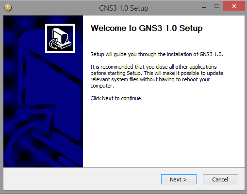 Getting started with GNS3 (Installation and configuration) – Network