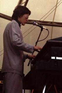 1979-09-01 Jools taken by Allan Mckay at the Ingliston Festival in Edinburgh on September 1st 1979.
