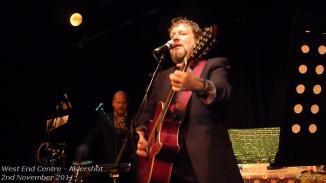 Glenn Tilbrook - 2 November 2011- live at West End Centre, Aldershot