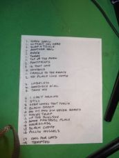Squeeze - 15 November 2012 - live rehearsal at Elstree Studios