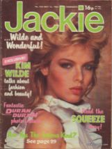 Jackie, Patches and Smash Hits magazines