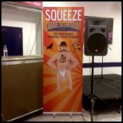 Cradle To The Grave tour 2015 - Squeeze Merchandise