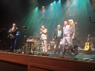 Squeeze - 17 October 2015 - live at the IndigO2 - photograph by Neal Smart