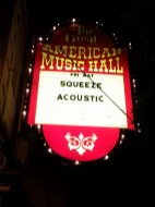 2015-11-20 – live at Great American Music Hall, San Francisco, CA by Mark Spencer