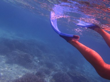 Snorkeling in the Maldives by Packing my Suitcase