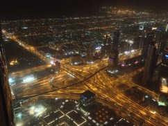 View from the Burj Khalifa