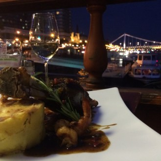 Columbus Restaurant, Budapest. By Packing my Suitcase.