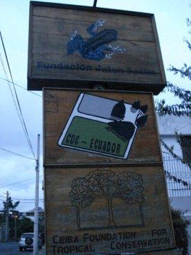 Jatun Sacha Foundation's Headquarters in Quito