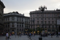 Milan, Italy. By Packing my Suitcase.