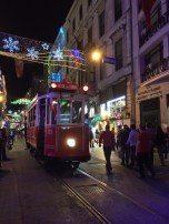 Old Tram of Istanbul, by Packing my Suitcase.