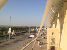 Formula 1 Abu Dhabi, Gran Prix, by Packing my Suitcase.