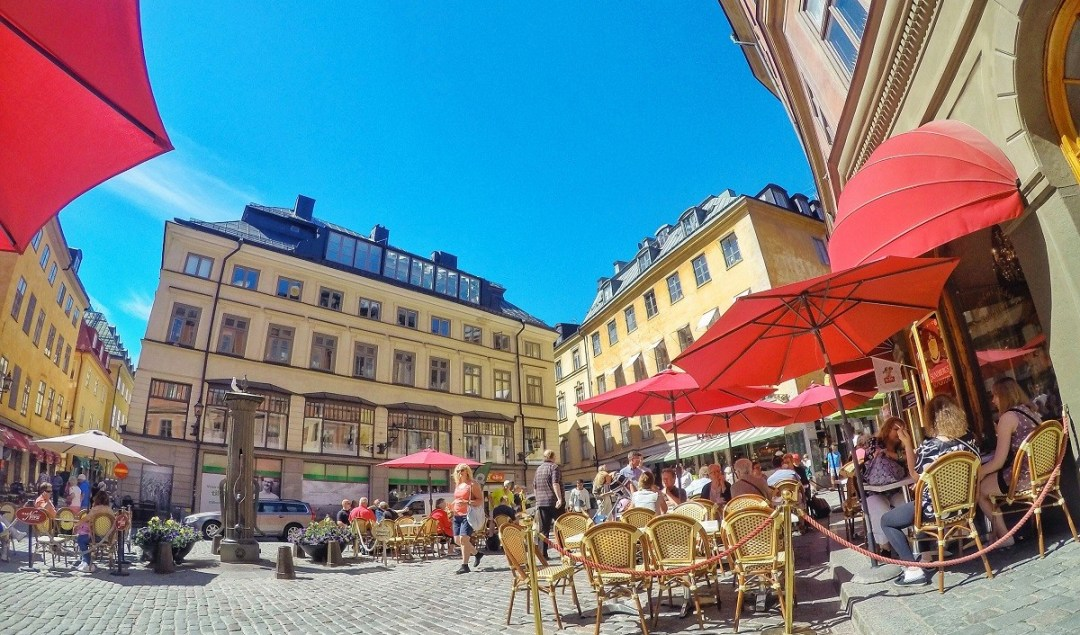 Gamla Stan City Center