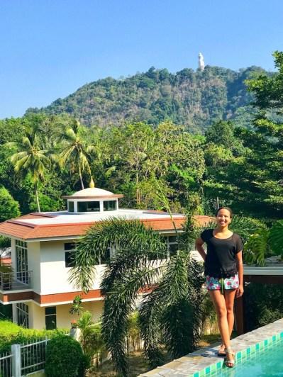 AirBnb Poolside | Thailand, Spring Break