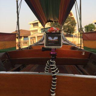 Bangkok Boat Tour| Thailand, Spring Break