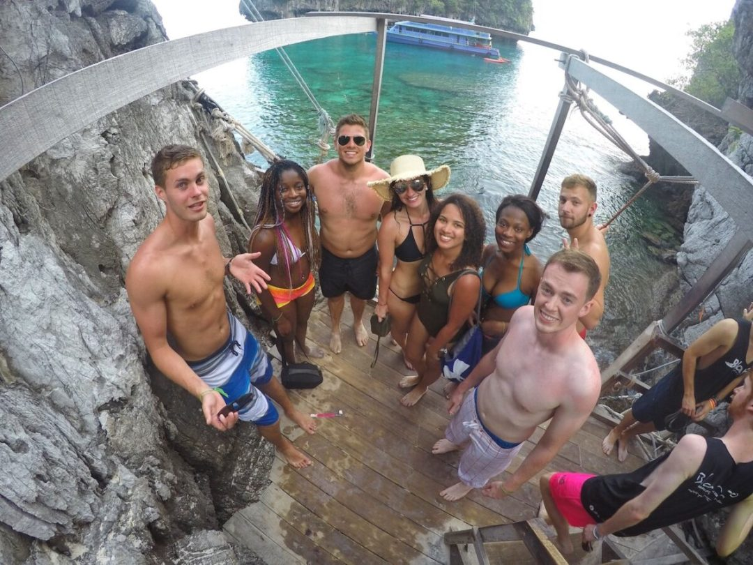 Group Photo!| Thailand, Spring Break