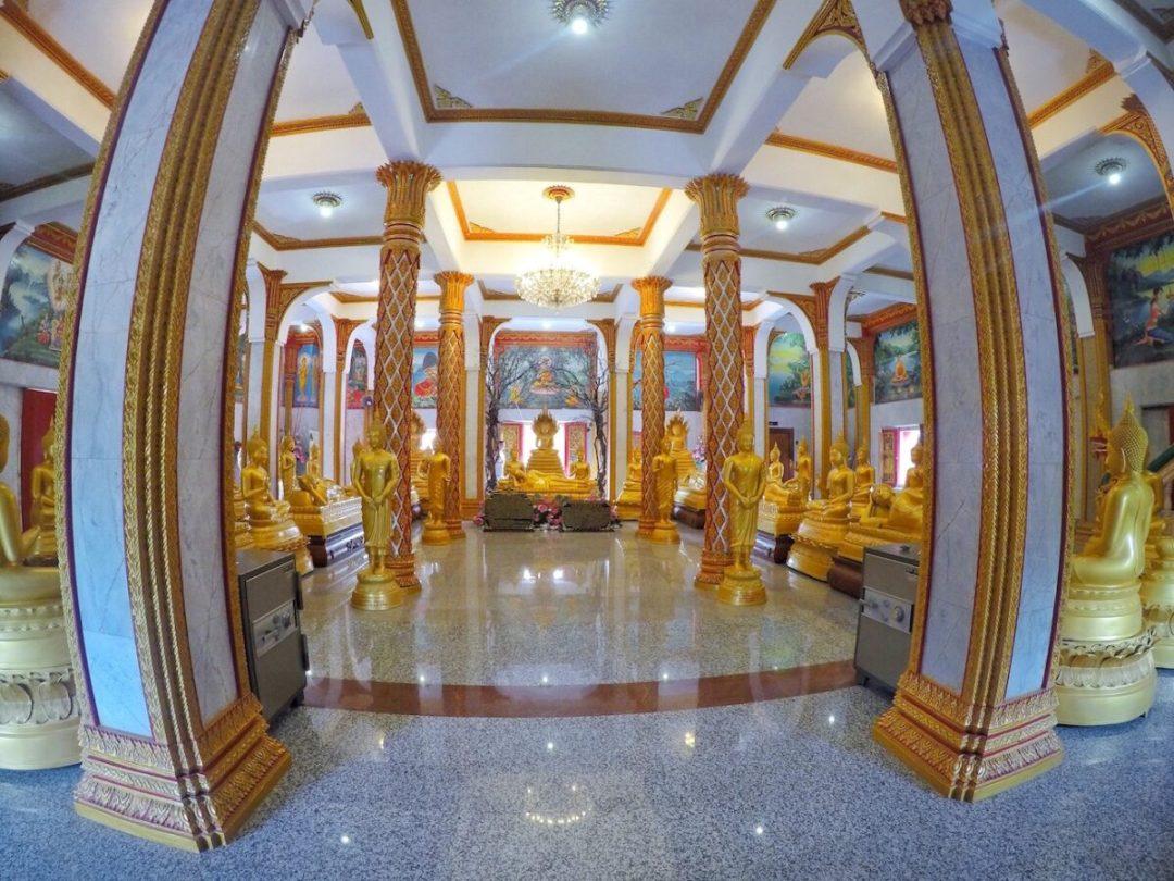 Inside of Temple | Thailand, Spring Break
