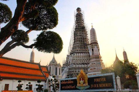 Wat Arun view| Thailand, Spring Break