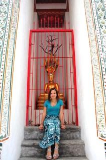Me at Wat Arun 2| Thailand, Spring Break