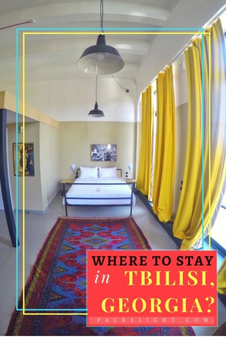 Fabrika Hostel is the best place to stay in Tbilisi for the price, location, and EXPERIENCE!