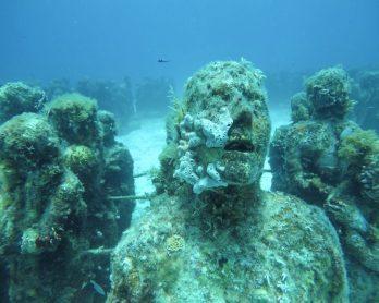 MUSA Underwater Museum Cancun