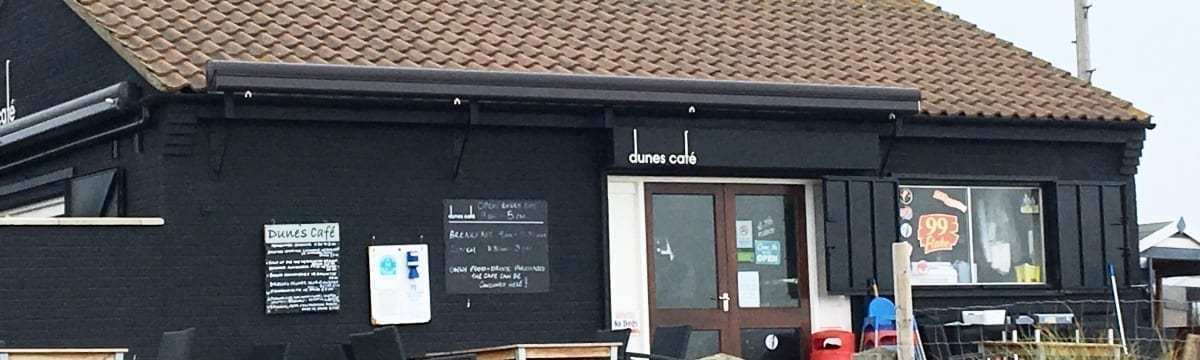 The Dunes Café, Winterton-on-Sea, Norfolk