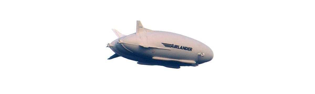 Embracing My Inner Geek: Chasing Hybrid Air's Airlander Airship!