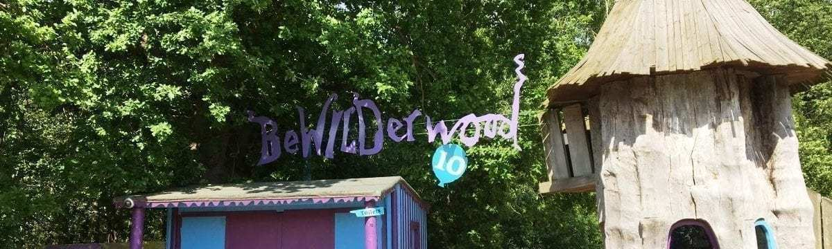 BeWILDerwood: Our Treetop Adventure among Boggles and Twiggles!