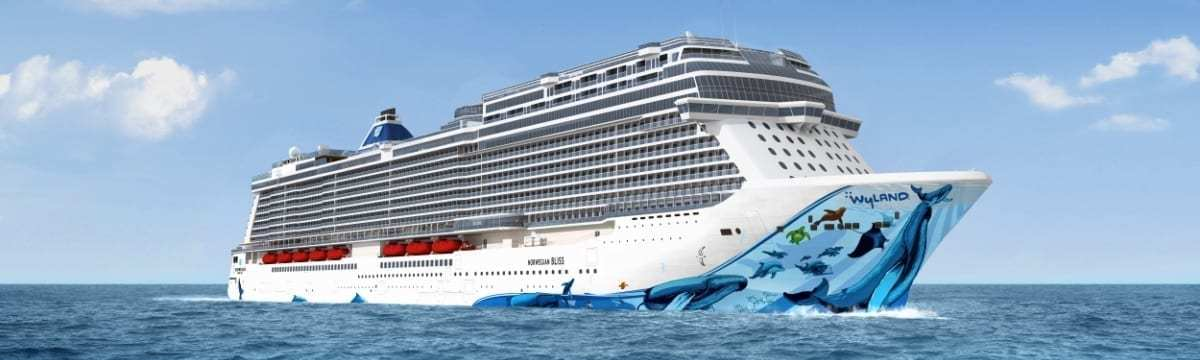 Overview of Norwegian Bliss: NCL's Newest Cruise Ship