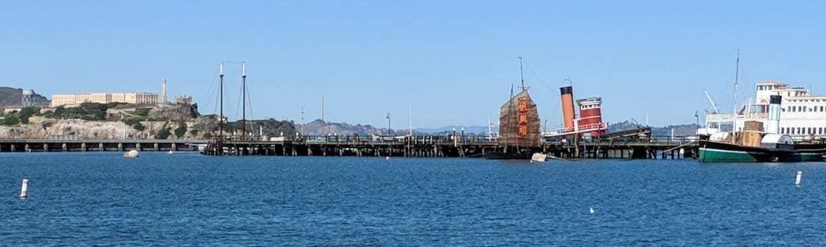 Hyde Street Pier – San Francisco's Maritime National Historical Park