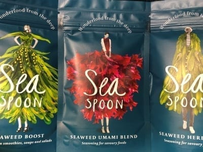 Seaspoon Seaweed