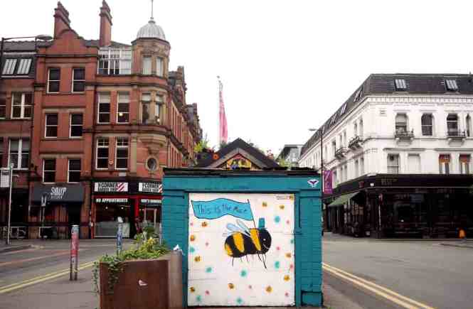 Manchester: places to visit, eat/drink at and see | PACK THE SUITCASES