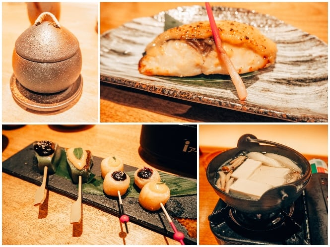 A selection of food in Okayama, Japan | PACK THE SUITCASES