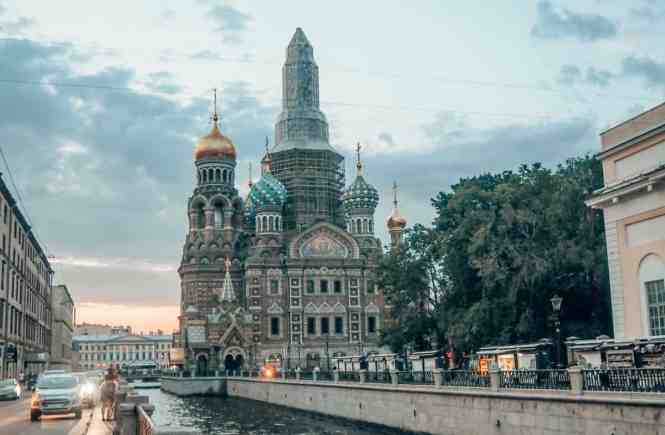 3 days in St Petersburg, Russia: itinerary | PACK THE SUITCASES