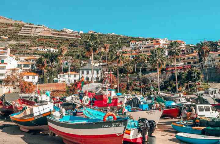 How to do a day trip to Camara de Lobos, Madeira | PACK THE SUITCASES