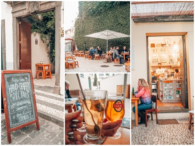 The best bars in Madeira and Funchal | PACK THE SUITCASES