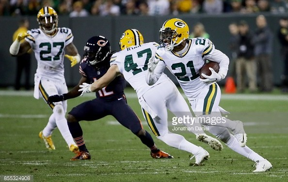 Lessons Learned: Packers vs Bears