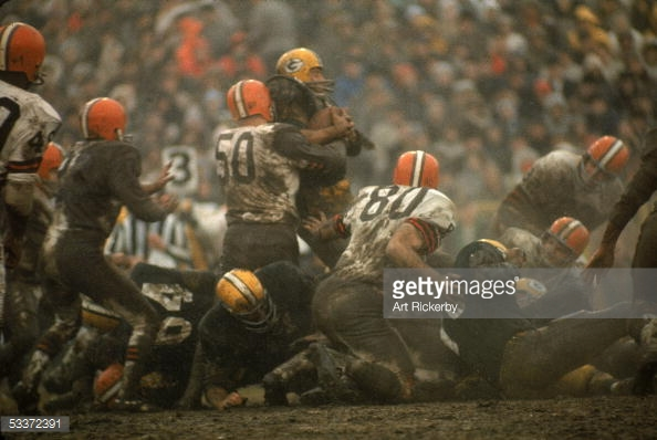 Pack to the Past – Cleveland Browns