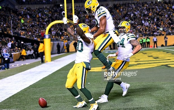 Jamaal Williams Proving He Has a Future in Green Bay