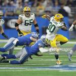 Packers Running Game Worth Keeping an Eye on