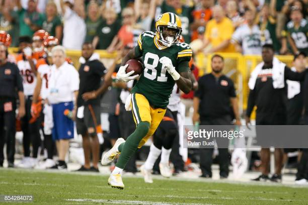 Geronimo Allison Could Have a Breakout Year in 2019
